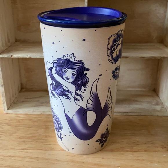 Starbucks Siren Sailor Ceramic 12oz Mug 2016 NIB